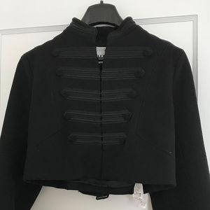 Zara Fall/Winter 2017 cropped military jacket M